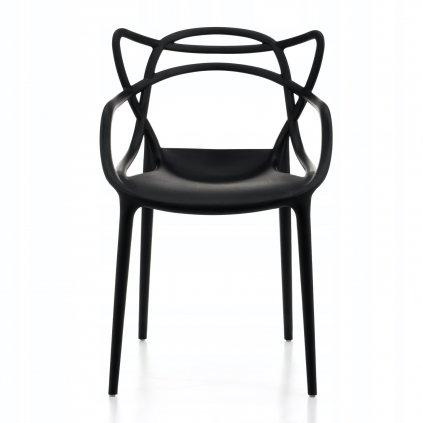 PROXIMA.store jedálenská stolička STYLE čierna 8