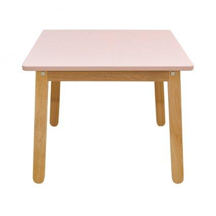 PROXIMA.store detsky stolik woody ružová 2