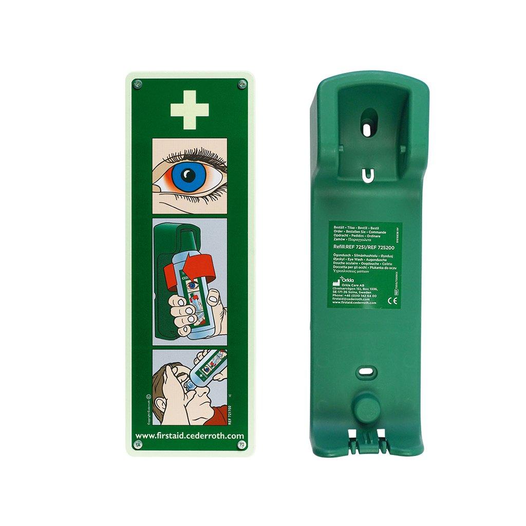 Cederroth plastový držák pro výplach očí