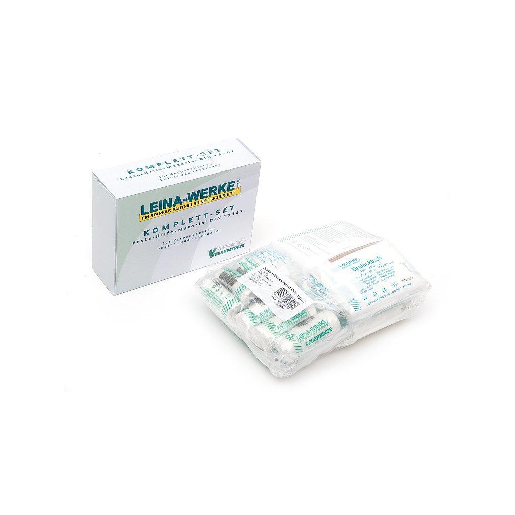 Náplň do lékárničky DIN 13157 (EU basic)