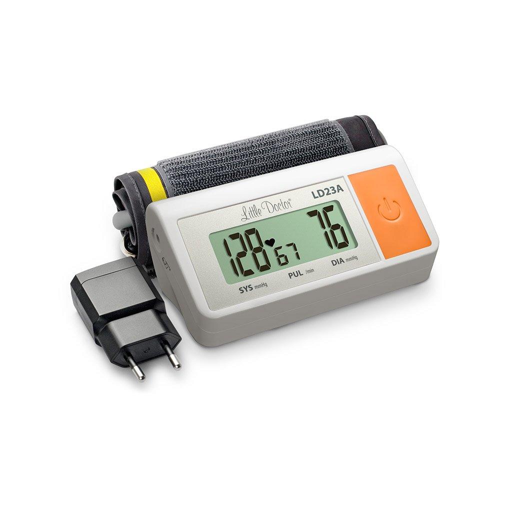 Little Doctor LD-23A automatický tlakoměr se zdrojem