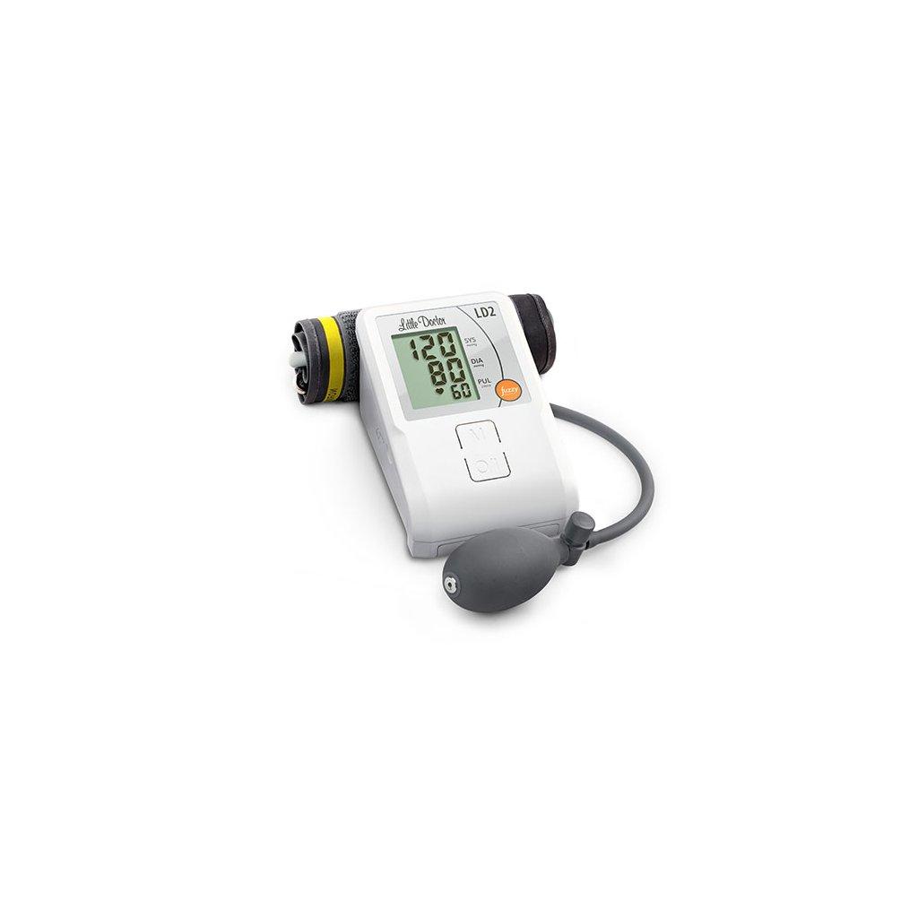 Little Doctor LD2 poloautomatický tlakoměr