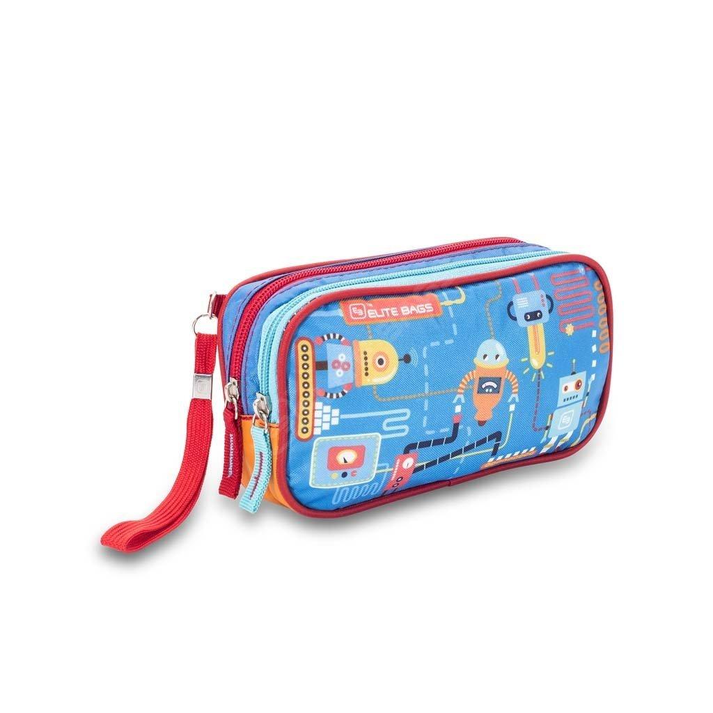 Elite Bags DIA'S dětské pouzdro na diabetickou sadu, modré