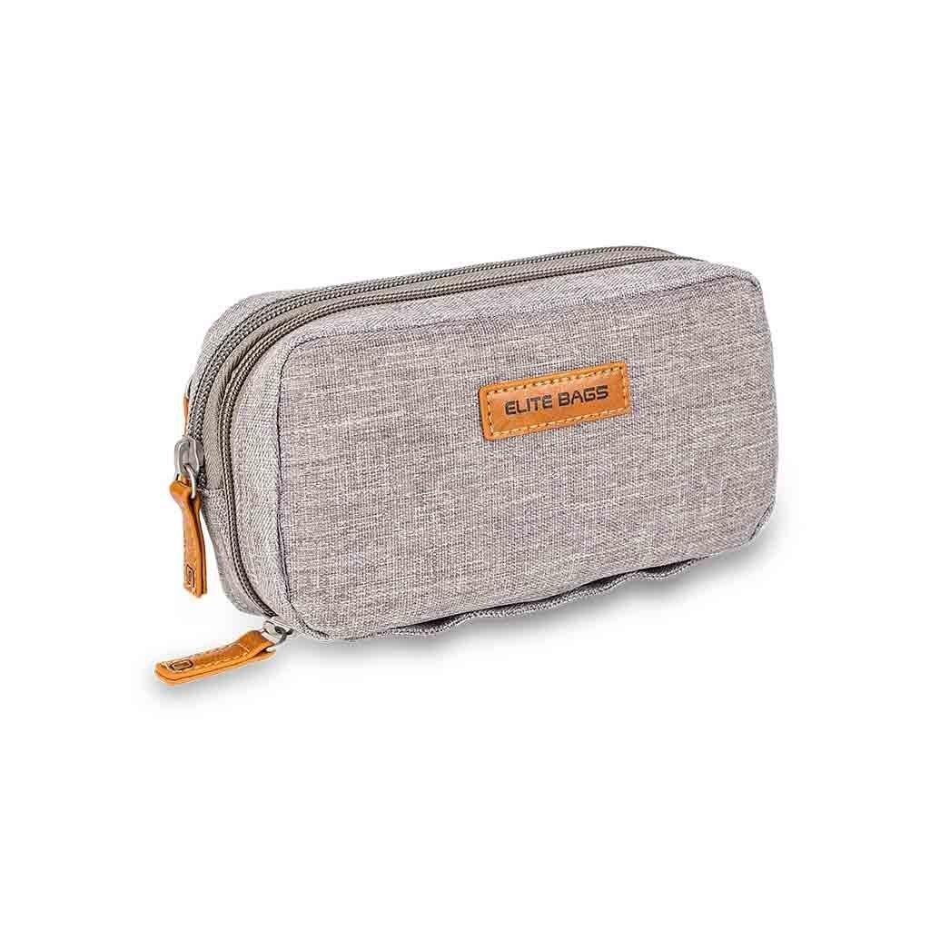 Elite Bags DIABETIC'S pouzdro na diabetickou sadu, šedé