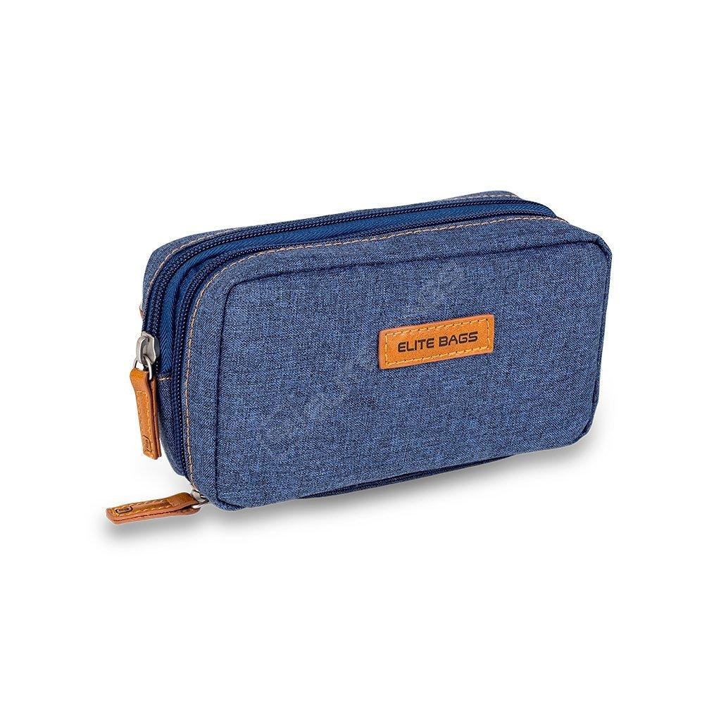 Elite Bags DIABETIC'S pouzdro na diabetickou sadu, modré