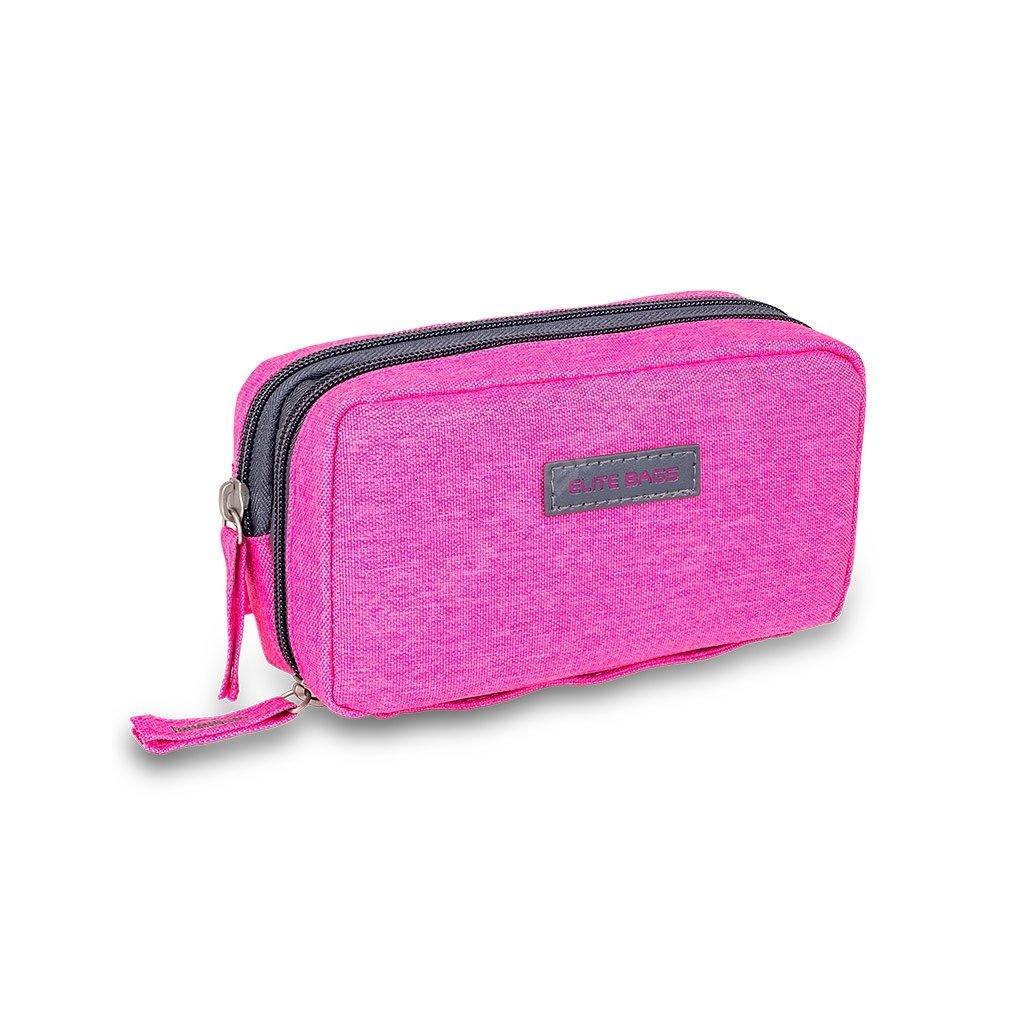 Elite Bags DIABETIC'S pouzdro na diabetickou sadu, růžové