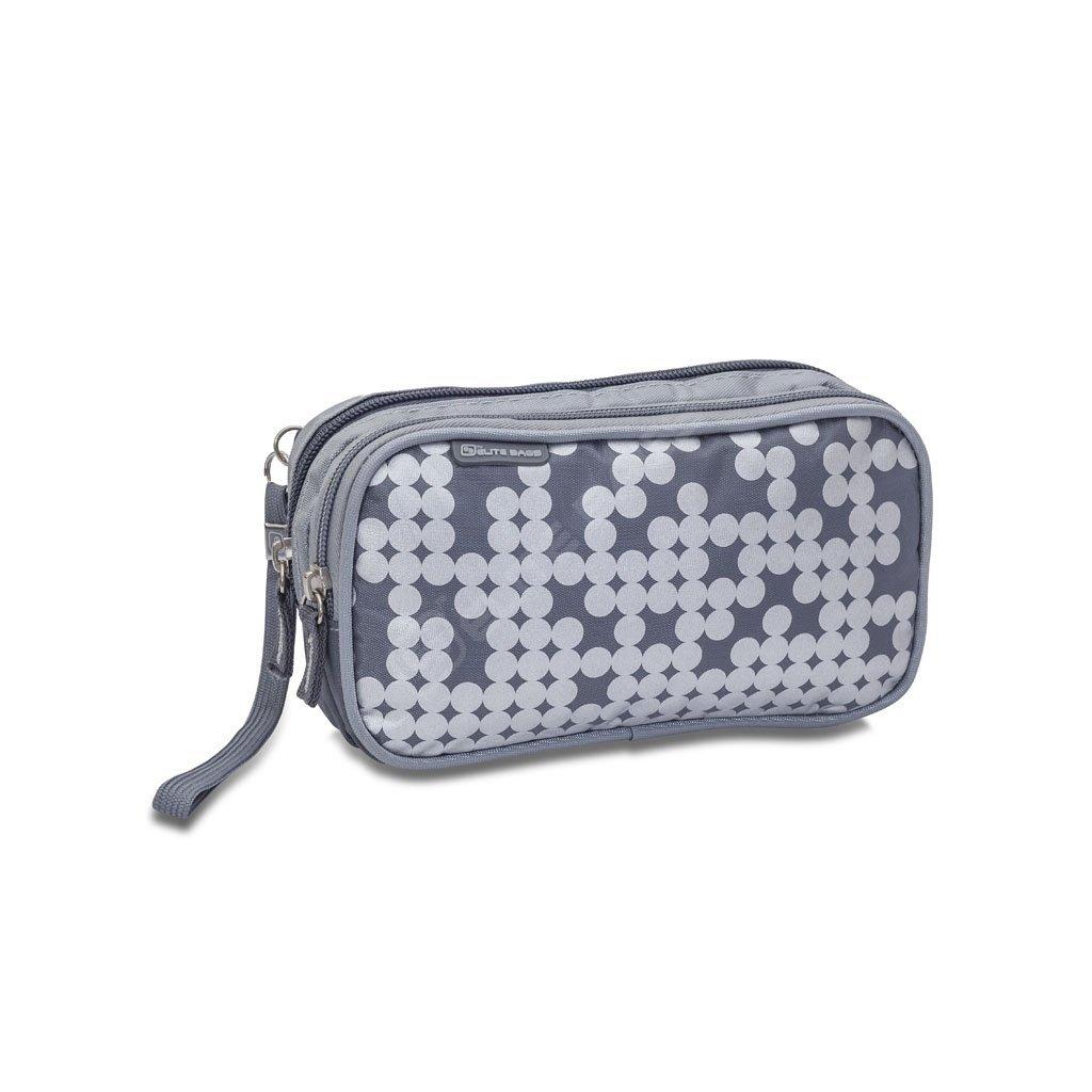 Elite Bags DIA'S pouzdro na diabetickou sadu, šedé