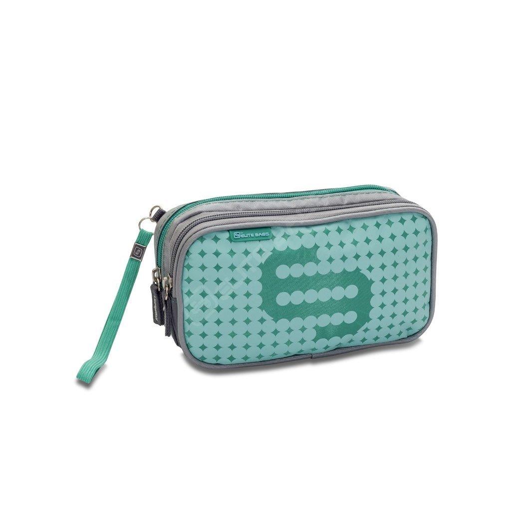 Elite Bags DIA'S pouzdro na diabetickou sadu, zelené