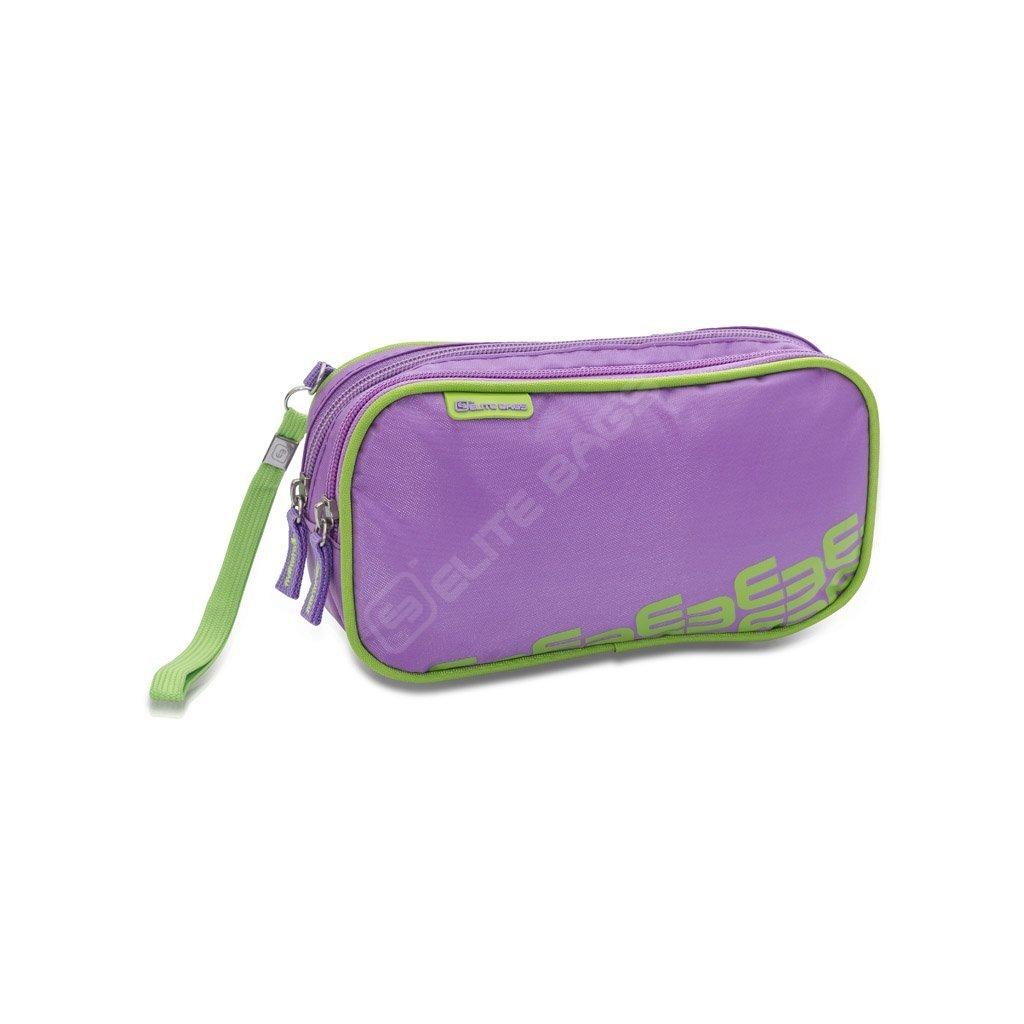 Elite Bags DIA'S pouzdro na diabetickou sadu, fialové