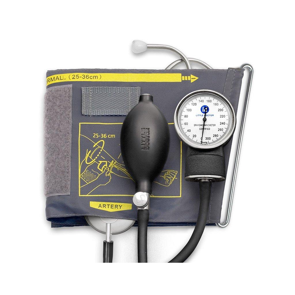Little Doctor LD-71A tonometr s integrovaným fonendoskopem