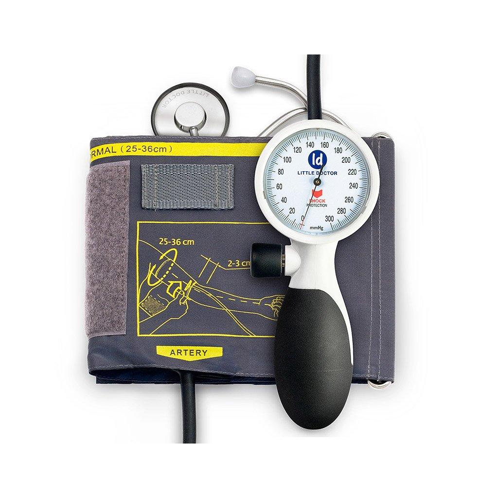 Little Doctor LD-91 tonometr s fonendoskopem