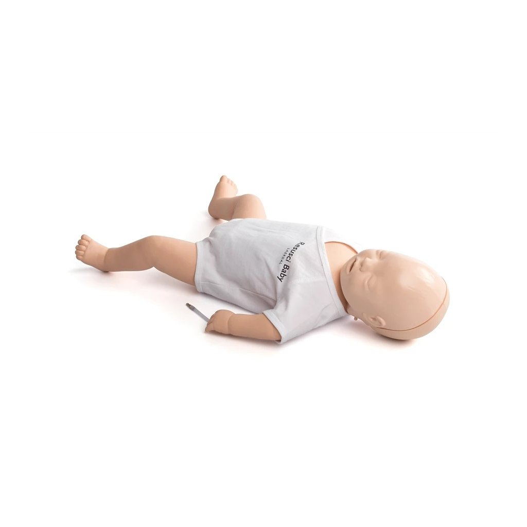 236 1 160 01250 little resusci baby first aid full body suitcase 2