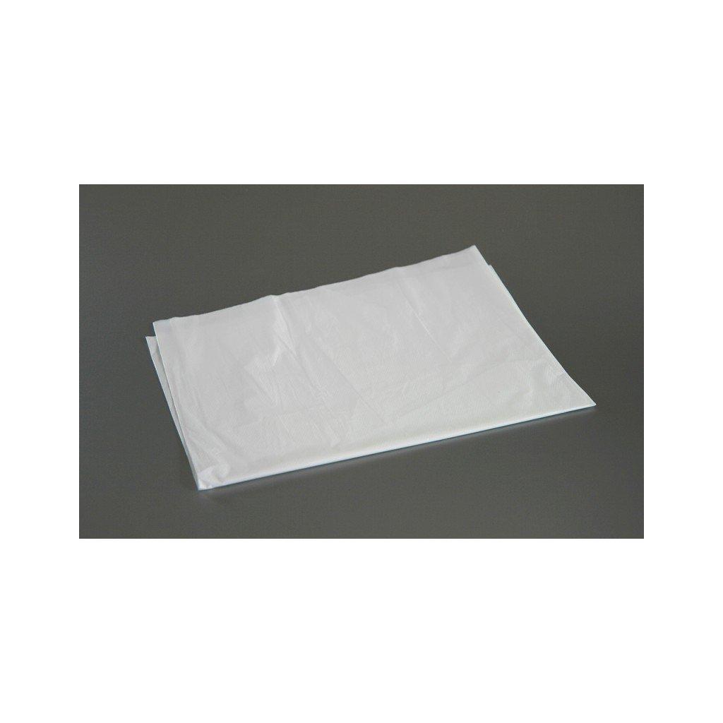 rouska plastova 20x20cm steriaid