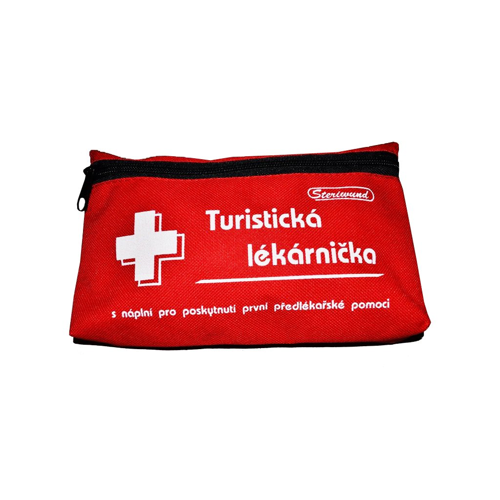Steriwund lékárnička turistická