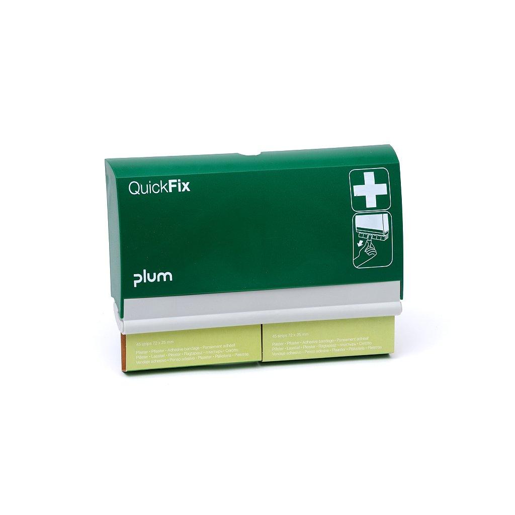 Leina Werke QuickFix zásobník náplastí včetně 90 náplastí