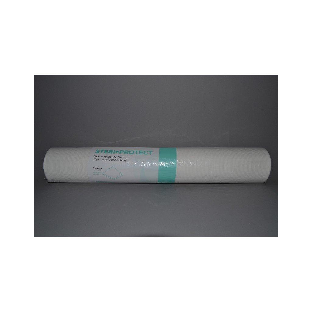 Steriwund papír na vyšetřovací lůžko 2 vrstvý, 70 cm