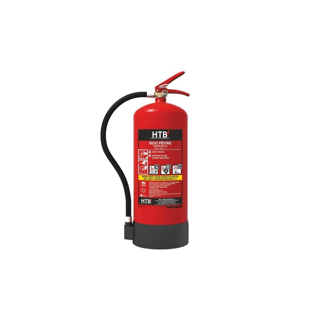 16766 hasici pristroj praskovy htb p9f mm 34a 233b c vcetne revizni zpravy