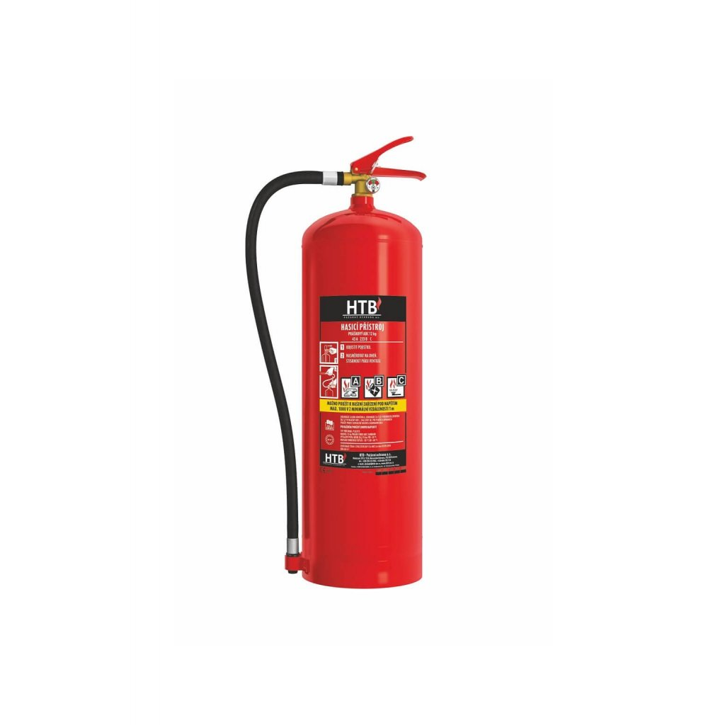 11420 hasici pristroj vodni htb v9lec 13a vcetne revizni zpravy