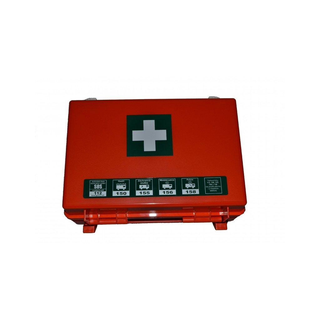 lekarnicka mobilni kufrik 1 pomoci steriaid
