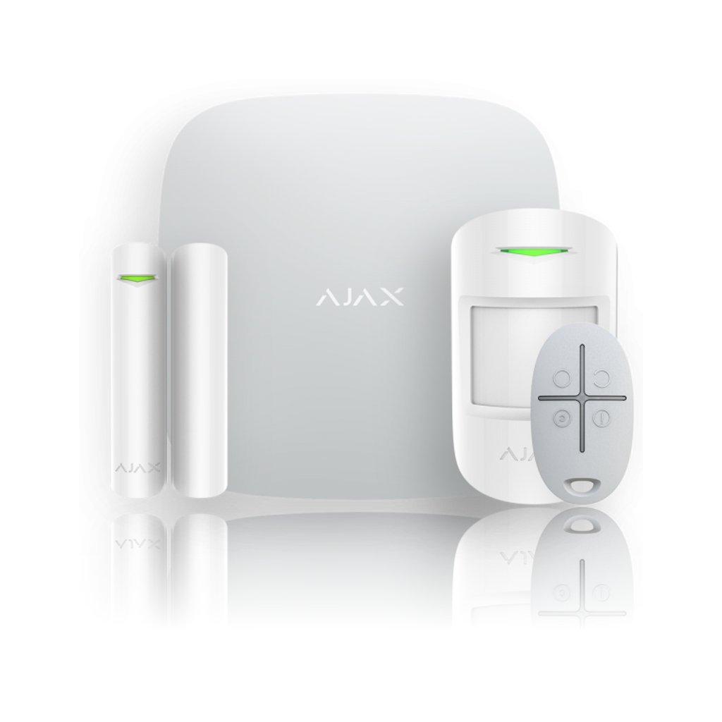 AJAX StarterKit Plus 12V PSU white