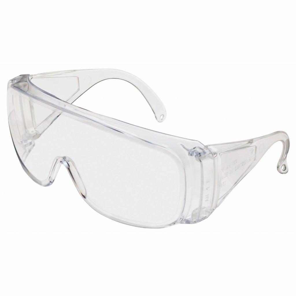 Bezpečnostní brýle, transparentní