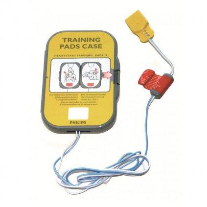 Philips HeartStart FRx tréninkové elektrody pro AED defibrilátor Philips