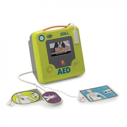 ZOLL AED 3 defibrilátor