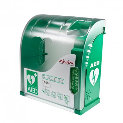 AIVIA 210 INDOOR s alarmem a kódovým zámkem