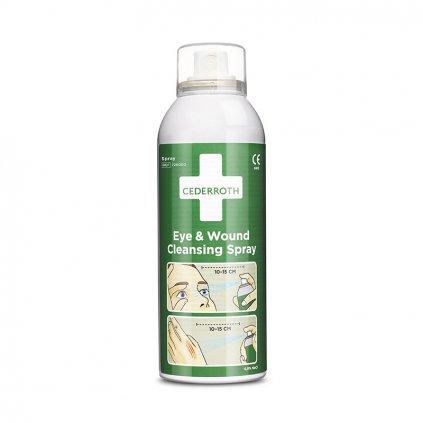 Cederroth čisticí sprej na oči a rány, 150 ml