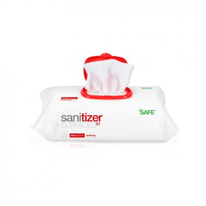 vyr 29 Sanitizer Surfaces Wipes S1 ouvert