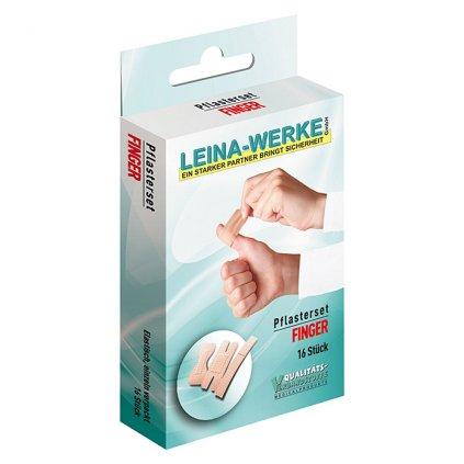 Leina Werke náplasti na prst, 16 ks