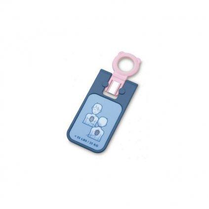 Philips HeartStart FRx dětský klíč