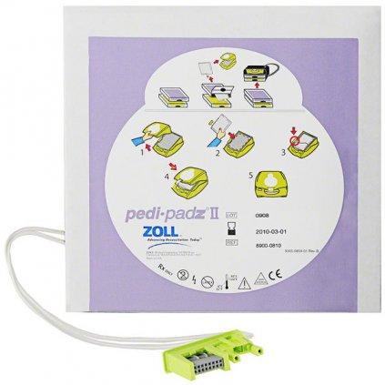 ZOLL PEDI-PADZ II elektrody pro děti