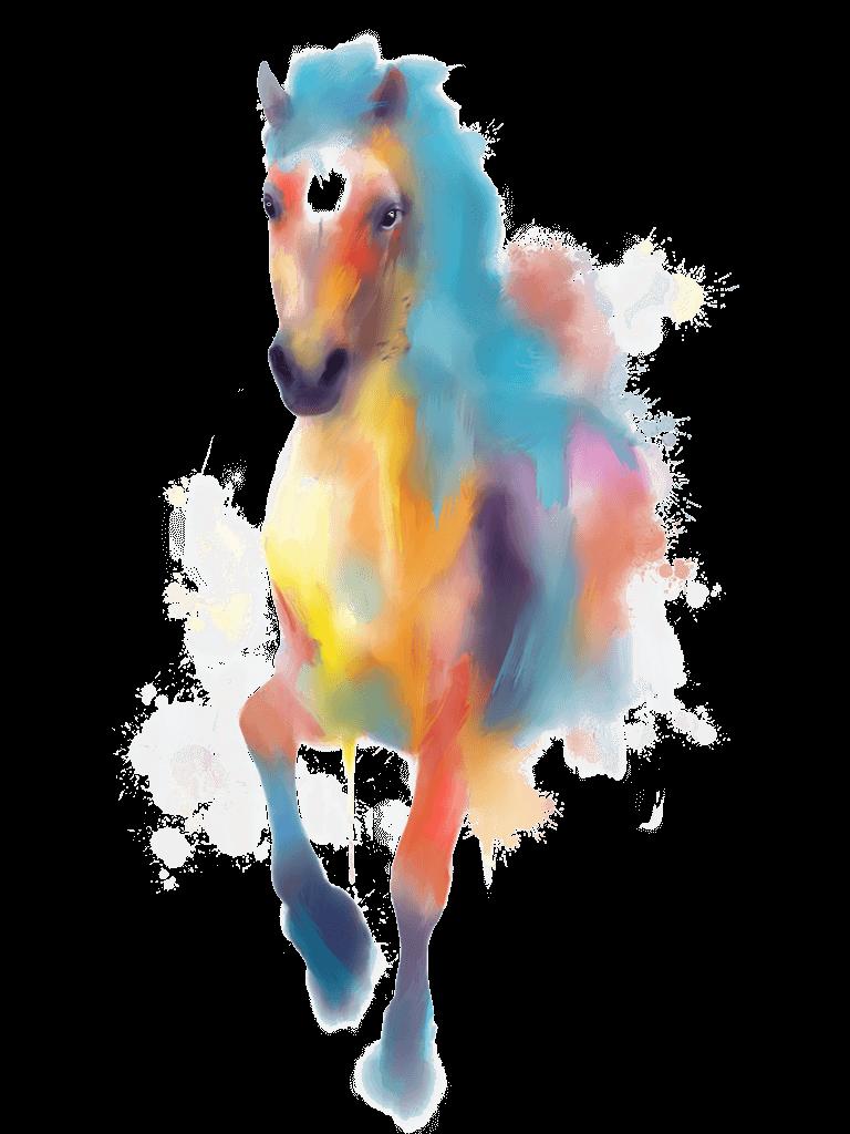 Balení IR vhodná pro koně