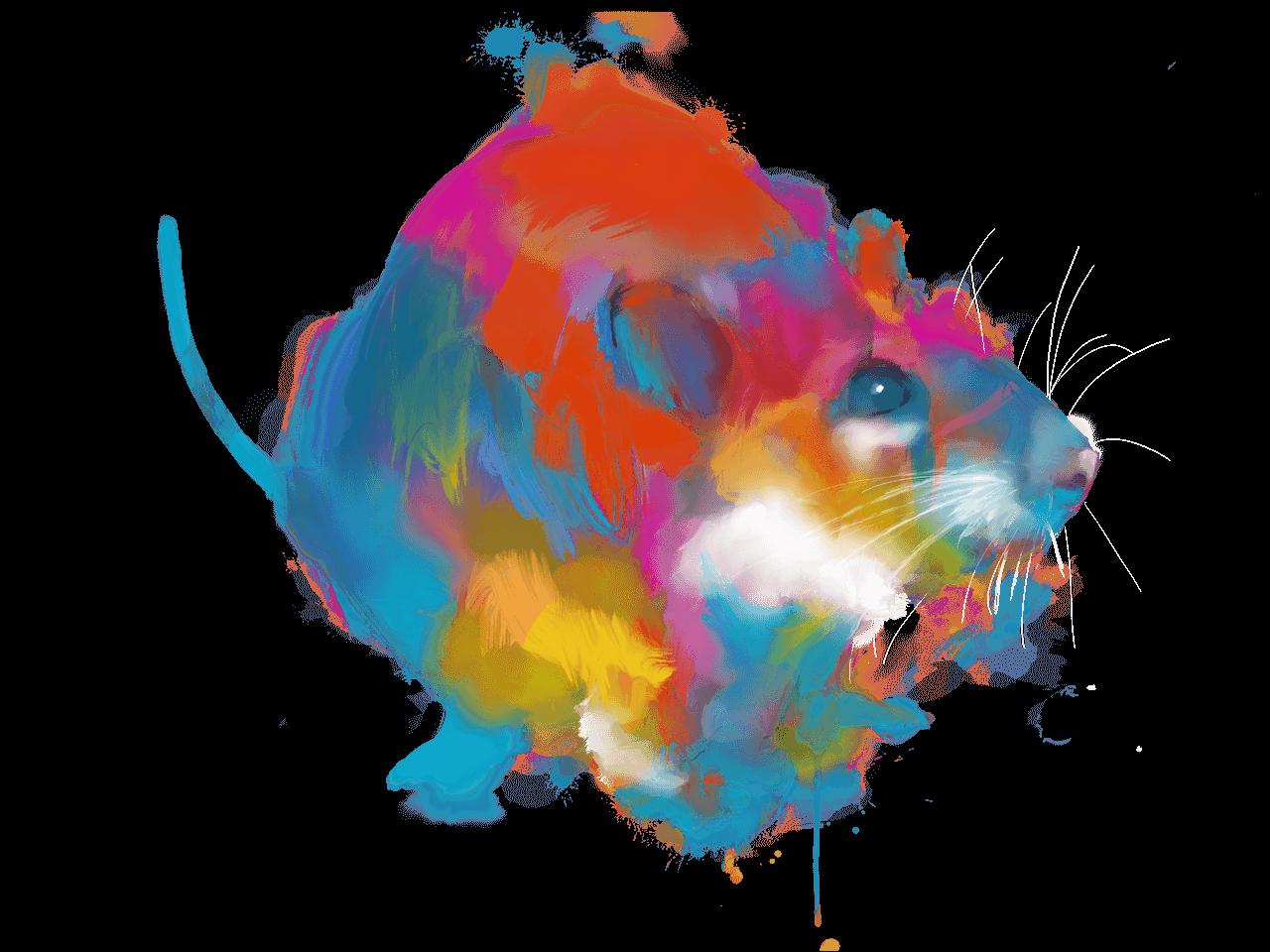 Balení IR vhodná pro myši a potkany