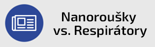 Průmyslové respirátory vs nanoroušky