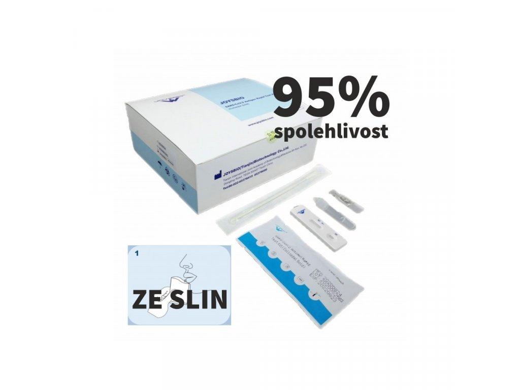 joysbio covid 19 antigen rapid test ze slin 1 ks l