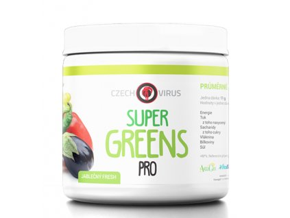 czech virus super greens pro