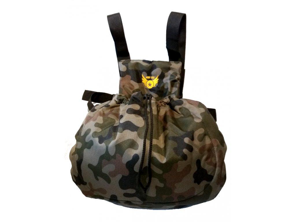 batoh bavlna L army