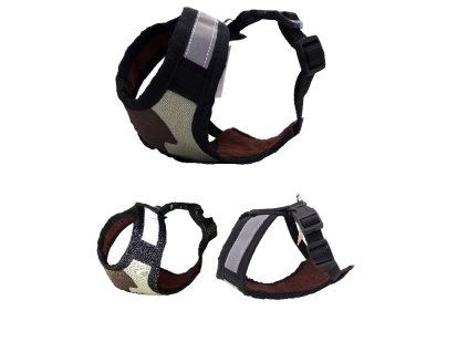 postroj komfort č.2 nylon reflex