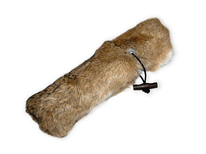 "Firedog Dummy ""Rabbit fur""500g Small mouth"