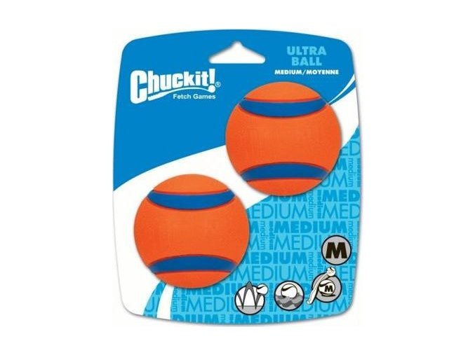 Míčky Ultra Ball Medium 6,5 cm