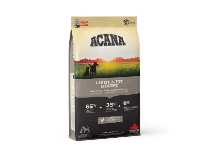 Acana HERITAGE Light & fit 11,4kg
