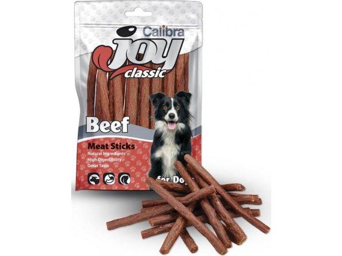 Calibra Dog Joy Classic Beef Sticks 100g NOVÝ