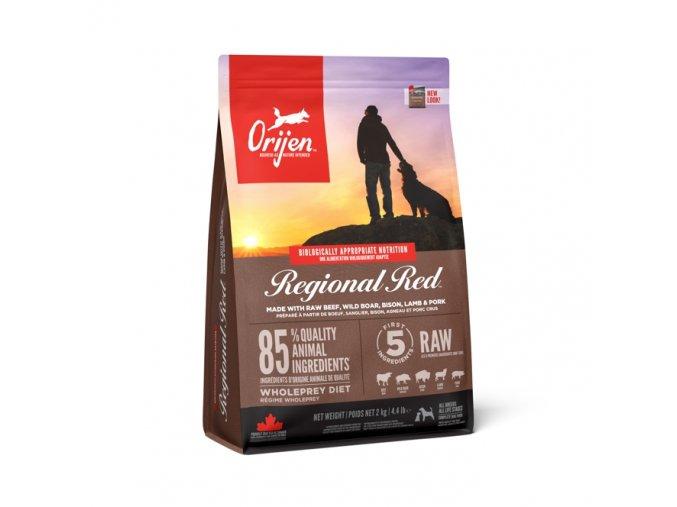 Orijen dog Regional Red 2kg
