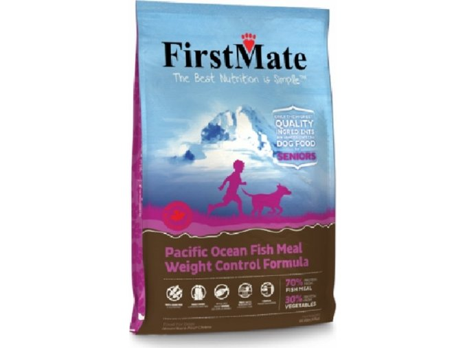 FirstMate Pacific Ocean Fish Senior 13 kg