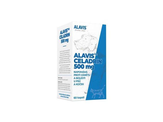 Alavis Celadrin pro psy,kočky a koně 60cps