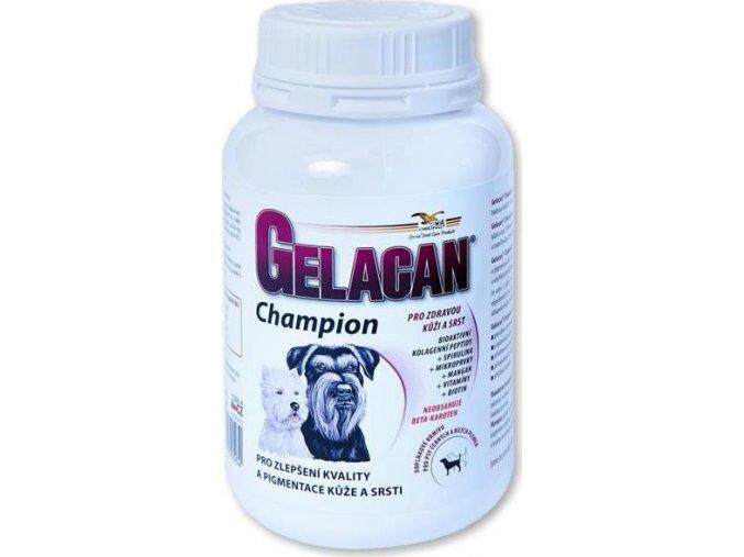 Gelacan Champion psi černobílá plemena 150g