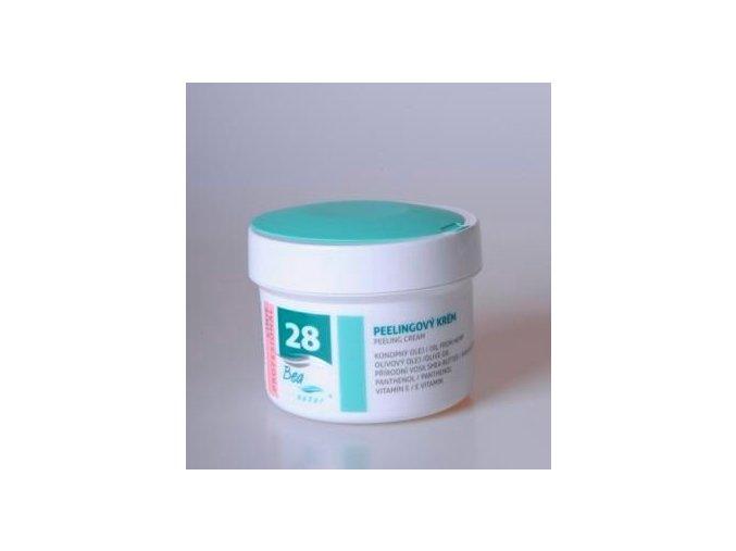 BEA natur č.28 Peelingový krém 250ml