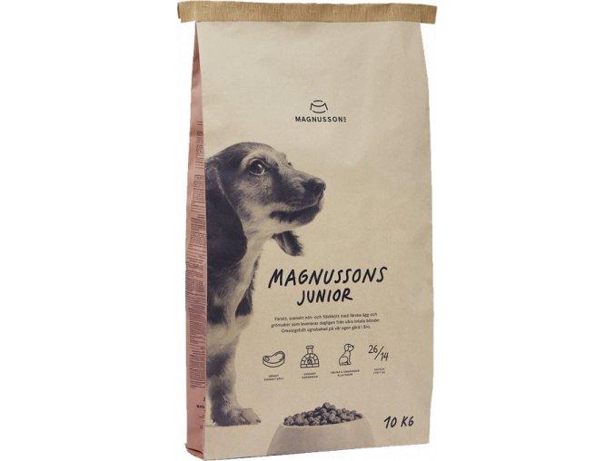 Magnusson Meat Biscuit JUNIOR 4,5kg